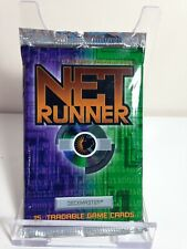 Netrunner TCG 15 Card Booster Pack - New & Sealed