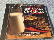 Milk, Cookies & Christmas by Various Artists (CD, 2001, Sleigh Bells Music)