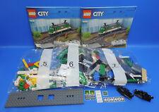 LEGO® City Eisenbahn 60198 Lok Waggon Bausatz / ohne Bluetooth Set