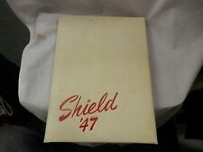 1947 Shield St Paul Bible college yearbook history geneology MN vintage