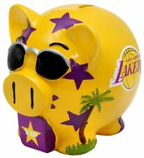 Forever Collectibles Los Angeles Lakers Small Thematic Piggy Bank - Sparschwein