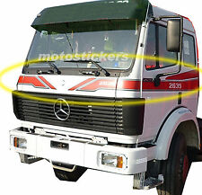MERCEDES 2635 - Adesivi - Decalcomanie per cabina