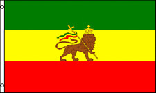 Ethiopia with Lion National Flag/Ethiopia Flag-90cmx150cm-G8 4 any occassion