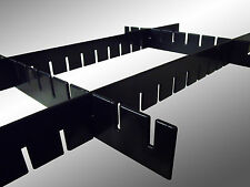 Fuerte Ajustable Cajón Organizador De Cajones Divisor Universal Para Cocina Dormitorio