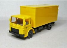 Wiking 1:87 MAN 14.192 F Koffer Lkw OVP 552 Post