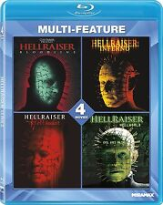 Hellraiser Series 4 Film Collection | New | Sealed | Blu-ray Region free