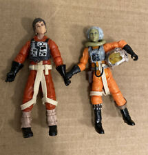 Star Wars Cesi Eirriss & Keyan Farlander Legacy Collection Evolutions 2008 Loose