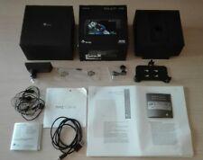 SMARTPHONE HTC TOUCH HD T8282 BLACKSTONE (solo scatola + accessori)