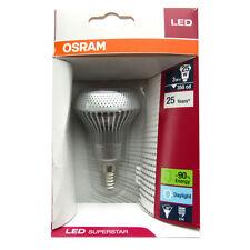 2x OSRAM LED PARATHOM R50 3W 25W E14 Energiesparlampe Strahler Spot 981394 O