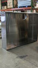 Superior Hoods Heat72-8 Commercial Heat/Condensate Hood 8' x 6' x 1.5'