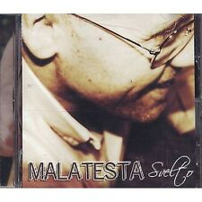 MARCO MALATESTA - Svelto - CD 2010 NEAR MINT CONDITION