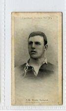 (Gx312-454) Wills, Football Series, #53 J.G.Boots, Newport Rugby 1902 VG
