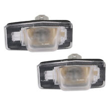 2x License Plate Lamp Tail Light Fits Mazda Familia 323 Protege BJ 98-03 Miata