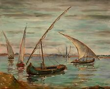 Seascape Painting - Joseph Traboulsi