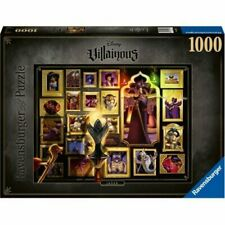 Puzzle 1000 Pz Pezzi Disney Villainous Jafar New by Ravensburger