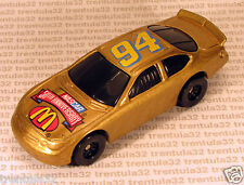 #94 NASCAR 50th Annivesary McDONALDS Happy Meal EXCLUSIVE promo Hot Wheels Loose