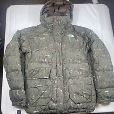 The North face Recco Cryptic Avalanche Protection 600 Ski Jacket Men's L Camo