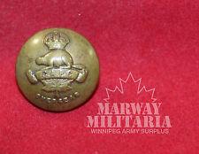 WW1 era, Canadian Army Pay Corps Uniform BUTTON (inv 7740)