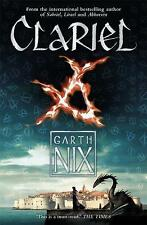 Clariel (The Old Kingdom)-ExLibrary