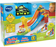 VTECH - Toot-Toot Drivers - Racing Rampway Car Track Set Playset Toy