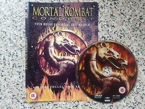Mortal Kombat Conquest (DVD, 2001) * DISC AND COVER ONLY 😃 **