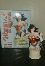 NIB Wonder Woman Bust 5036/6200 Women of the DC Universe Series 2 Terry Dodson