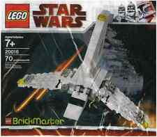 Brand New Lego - Imperial Shuttle (2010) - Star Wars - 20016 - RARE Lego Baggie