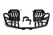 XFR Pro Peg II Foot Peg Nerf bars W Heel Guards DRR MINI ATV PSE800-HGB GLOSS BK