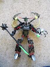 Lego Hero Factory BLACK PHANTOM 6203 Assembled Figure Complete   Bionicle