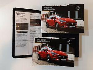 Manual propietario Opel Corsa E del 2016 en adelante R 4.0 IntelliLink