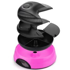 Automatic Pet Feeder Dog Cat Programmable Animal Food Bowl Timed Auto Dispenser