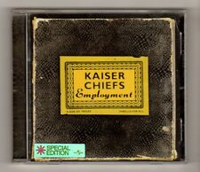 (HX592) Kaiser Chiefs, Employment - 2005 CD