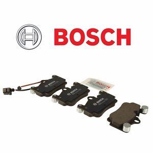 Rear Audi Q7 Porsche Cayenne Volkswagen Touareg Brake Pads Bosch QuietCast BP978