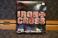 PC game IRON CROSS - 1994 Sealed Big Box New World Computing - Vintage