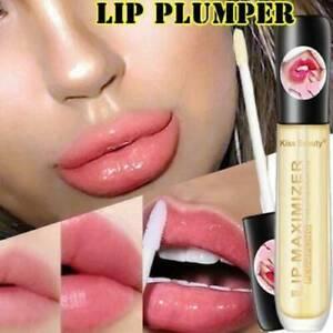 UK Lip Plumper Extreme Lip Gloss Maximizer Plump Volume Big Lips Moisturizing