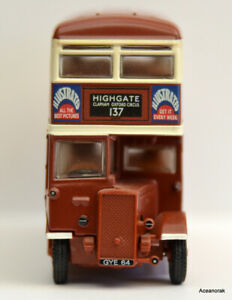 EFE Daimler London Transport Route 137 Highgate