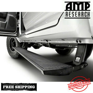 AMP® PowerStep Automatic Running Board 2010-2018 Ram 2500 3500 W/ Light Kit
