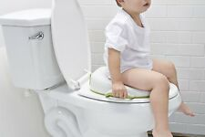 OXO Tot Sit Right Toilet Trainer Seat Encourages Correct Positioning For Kids