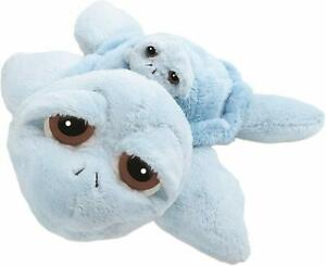 Suki Gifts Lil Peepers Mummy / Daddy & Baby Reef Turtle Soft Plush Toy  Gift New