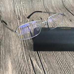 Preowned Men's Cartier Job Fashion Shopping Driving Eyeglass Frames