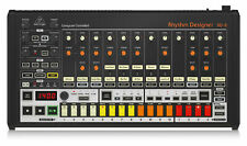 Behringer Rhythm Designer RD-8 Analog Drum Maschine 16 Sounds 64-Step Sequenzer
