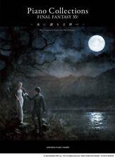 Piano Solo Final Fantasy XV Piano Collections Score Book 10 tracks Japan