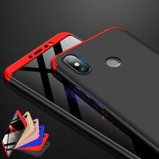 For Xiaomi Mi Max 3, Luxury Shockproof Hard Full Cover Hybrid Armor Bumper Case