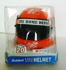 Riddell Mini Helmet Tony Stewart #20 Home Depot - Nascar - New