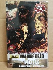 The Walking Dead Zombie Jigsaw Puzzle 300 Pieces New in Box