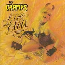 The Cramps - Date with Elvis [New CD] UK - Import