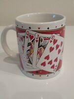 Mugz By Ganz Royal Flush Coffee/ Tea Mug