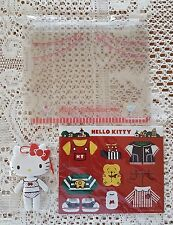 Hello Kitty Dress up Doll Set from Sanrio