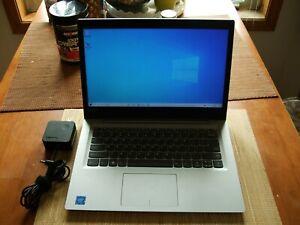 "Complete slim Lenovo Ideapad  120s 14"" 2GB ram 32GB+64GB hd 64bit Win10 Nice"