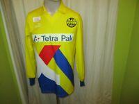 """Eintracht Frankfurt Puma Langarm Auswärts Trikot 1994/95 """"TETRA PAK"""" Gr.S- M TOP"""